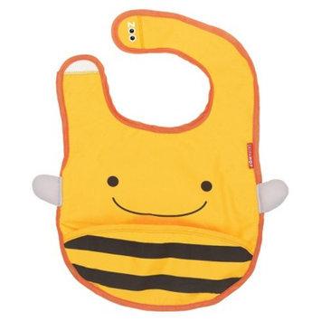 Skip Hop Zoo Tuck-Away Bib Bee by