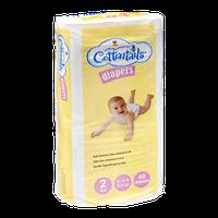 Cottontails Diapers Size 2 - 12-18 lb