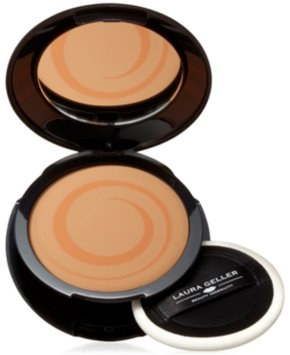 Laura Geller Beauty CC Creme Compact Color Correcting Swirl Foundation SPF 25 with Sponge
