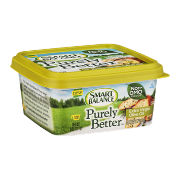 Smart Balance Purely Butter Extra Virgin Olive Oil