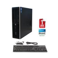 Joy Systems, Inc HP 6200Pro Refurbished Small Form Factor PC Core I5-3.1/4GB/250GB/DVD/W7P64