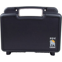 Ape Case ACLW Lightweight Stackable Case with Foam, 10.2