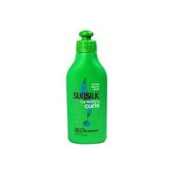 Sunsilk Captivating Curls De-Frizz Leave In-Cream 7 oz (198 g)