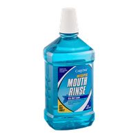 CareOne Antiseptic Mouth Rinse Blue Mint