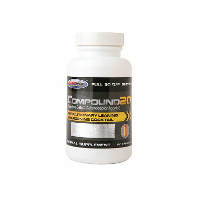 USPlabs COMPOUND20 Leaning & Hardening