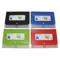 up & up Up & Up 7-Pocket with Zipper Expandable File