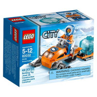 LEGO City Arctic Snowmobile 60032