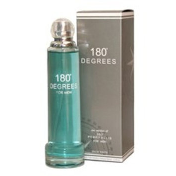Diamond Collection 180 Degrees 3.4 Oz Eau De Toilette Men Perfume Impression Perry Ellis 360