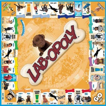 Lab-opoly Board Game, Ages 8+, 1 ea