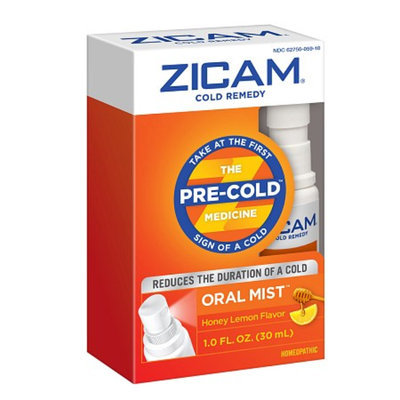 Zicam Cold Remedy Plus Oral Mist