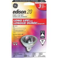 GE Lighting MR16 Quartz Long Life Halogen Floodlight Light Bulb-50W NARROW FLD HLGN BULB