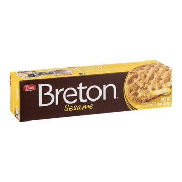 Breton Crackers Sesame