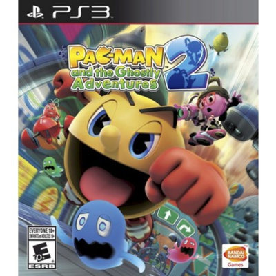 Sony Pac-Man and The Ghostly Adventures 2 (PlayStation 3)