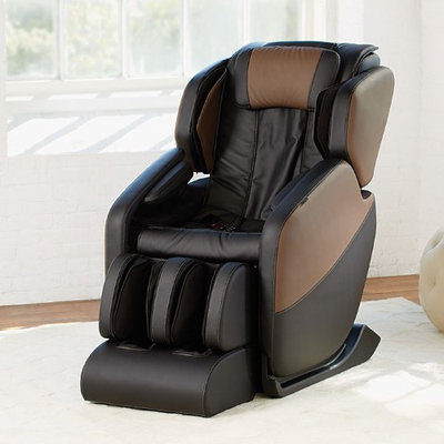 Renew Zero-Gravity Massage Chair by Brookstone