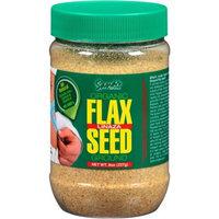 Sanar Naturals Organic Ground Flaxseed, 8 oz