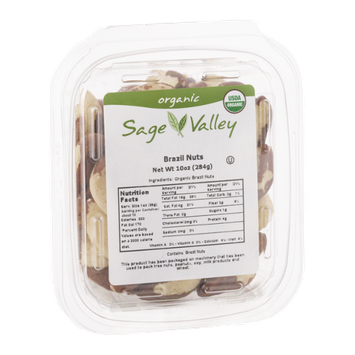 Sage Valley Brazil Nuts Organic