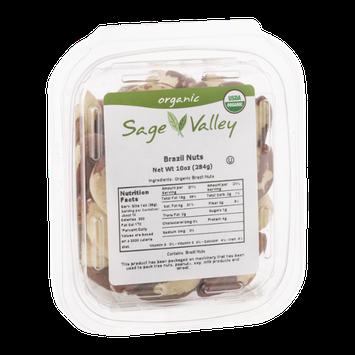Sage Valley Brazil Nuts Organic