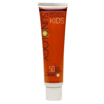 Sunology Natural Sunscreen Kids Lotion SPF 50