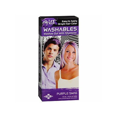 Splat Washables Bright Hair Color