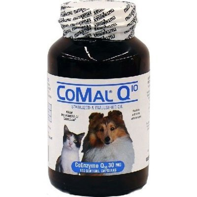 Nutramax CoMal Q10 - 180 Capsules