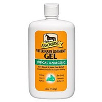 W.F. Young, Inc Absorbine Veterinary Liniment Gel