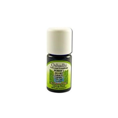 Oshadhi - Synergy Blend, Womans Balance, 10 ml
