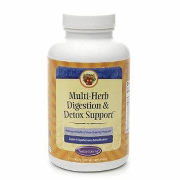 Nature's Secret Multi-Herb Digestion & Detox Support