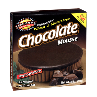 Lean on Me Gluten Free Chocolate Mousse