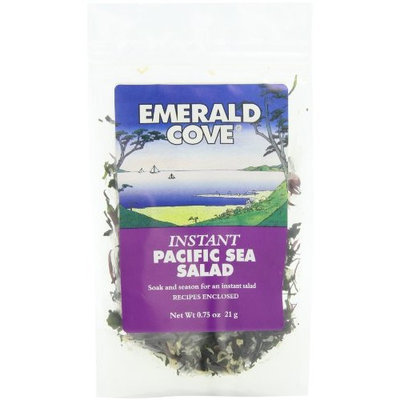 Great Eastern Sun Emerald Cove Instant Pacific Sea Vegetable Salad (6x.75 Oz)
