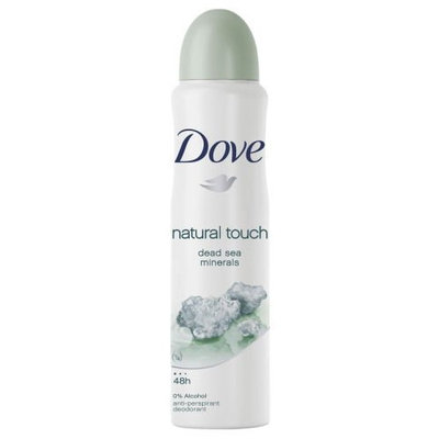 Dove Natural Touch Deodorant Protection Anti-perspirant