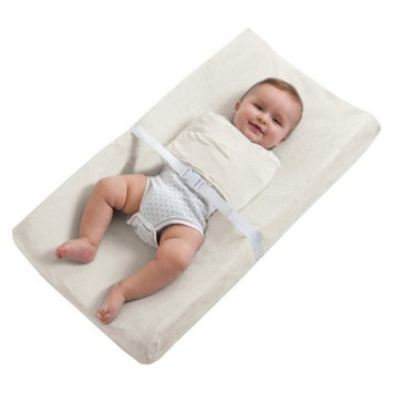 Changing Pad Cover w/ Built-in Swaddle Feature - Cream by Halo