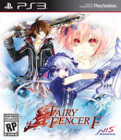 COMPILE HEART Fairy Fencer F
