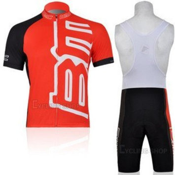 BMC Air Filter 2012 Style BMX cycling jersey Set short-sleeved jersey tenacious life/Perspiration breathable