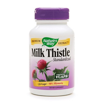 Nature's Way Milk Thistle Standardized