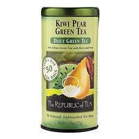 The Republic of Tea, Kiwi Pear Tea, 50-Count