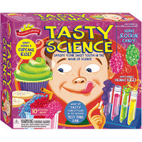 Scientific Explorer Tasty Science Ages 8 and up