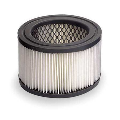 DAYTON 1UG89 Filter, Cartridge Filter, HEPA, PK 4