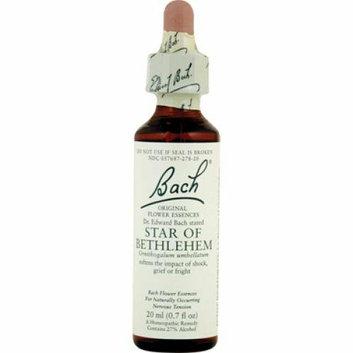 Bach Flower Remedies Essence Star of Bethlehem 0.7 fl oz