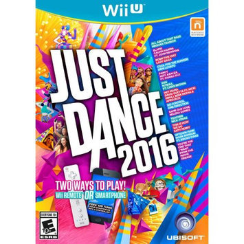 Ubisoft Just Dance 2016 (Wii U) - Pre-Owned