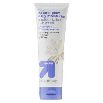 up & up Up & Up Natural Glow Daily Moisturizer - Medium to Tan Skin Tones - 7.