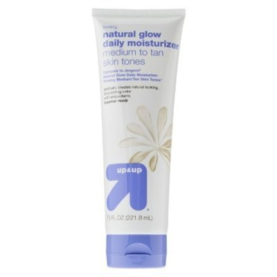 up & up Up & Up Natural Glow Daily Moisturizer - Medium to Tan Skin Tones - 7.