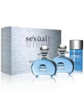 Michel Germain sexual steel pour homme Gift Set - A Macy's Exclusive