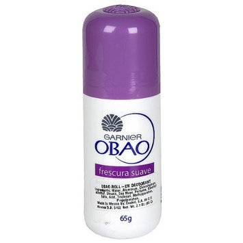 Garnier Obao Deodorant Roll on Antiperspirant Fresh Smooth Purple