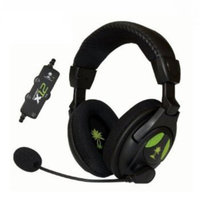 Turtle Beach Ear Force X12 Gaming Headset with Amplified Stereo Sound and Microphone (Xbox 360)