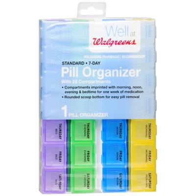 Walgreens Medtime Planner Pill Minder, 1 ea