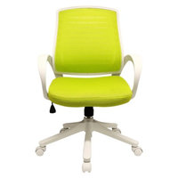 Comfort Products Task Chair: Lona Mesh Chair - Apple Green