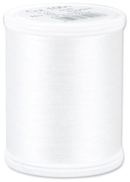 Tacony Corporation Madeira Bobbinfil Thread, 1500 Meters, White