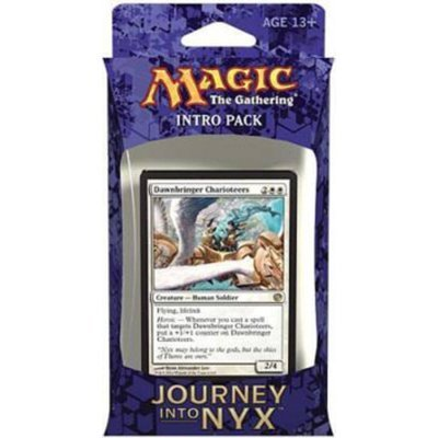 Wizards of the Coast Magic: The Gathering Journey Into NYX Intro Pack - White