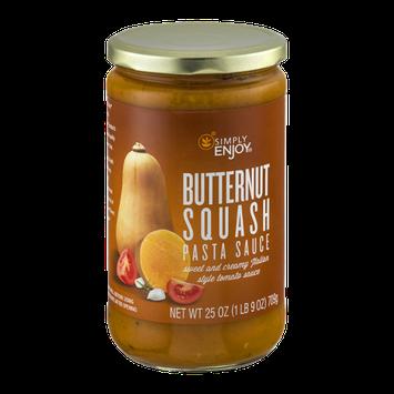 Simply Enjoy Butternut Squash Pasta Sauce