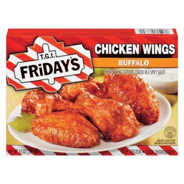 T.G.I. Friday's TGI Friday's Buffalo Chicken Wings 10-oz.